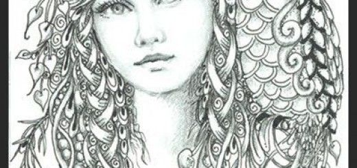 Big Coloring Pages – Page 48 | Colored pencil - People | Pinterest ...