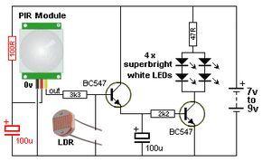 1 - 200 Transistor Circuits | Circuits | Pinterest | Circuits ...