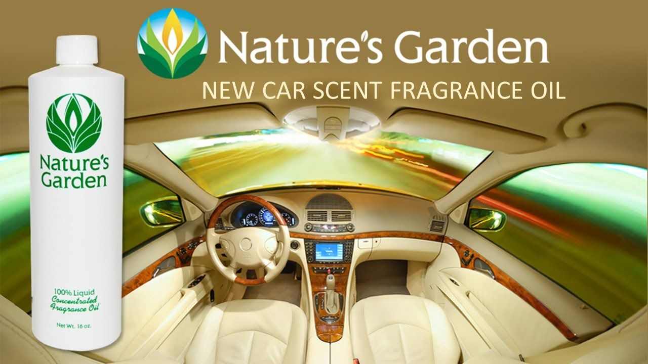 New Car Scent Fragrance Oil Natures Garden Newcar Scentsy