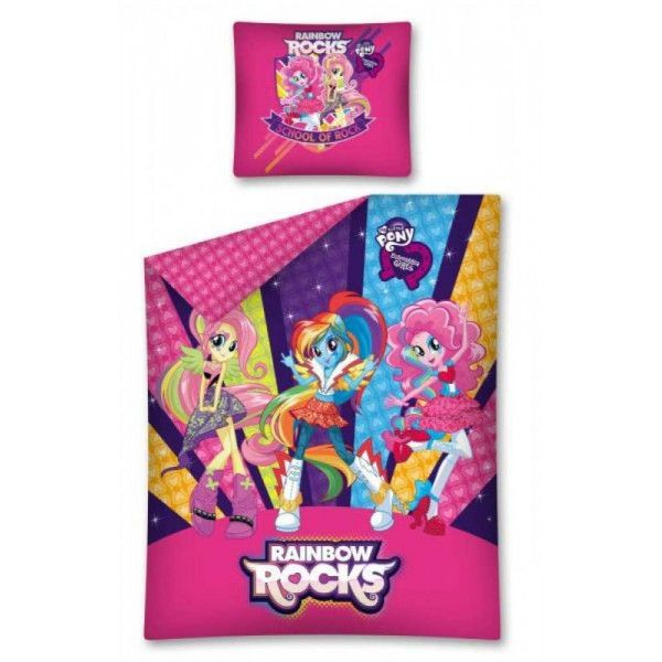 my little pony sengetøj My little pony sengetøj`  Rainbow Rocks | My little pony  my little pony sengetøj