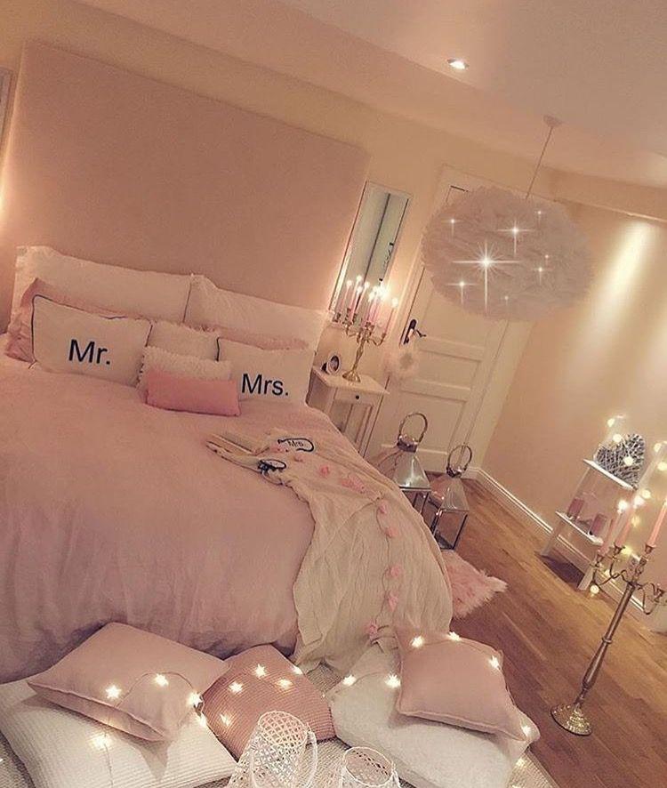 Romantic Living Room Ideas For Feminine Young Ladies Casa: Pin By Caroline Soares On Boas Ideias