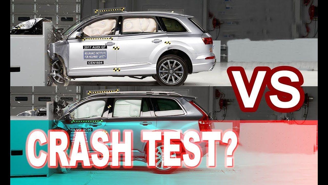 Pin Di Topcar Netshow Audi A7 2018 Crash Test Quality Result