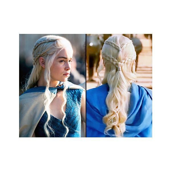 Hairstyles Games Game Of Thrones Braid Tutorial Copy Daenerys' Elaborate Hairstyle