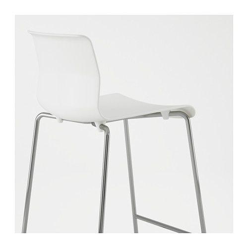 Stool Furniture WhiteChrome Dining Glenn Bar PlatedBasement N8nPX0kwOZ