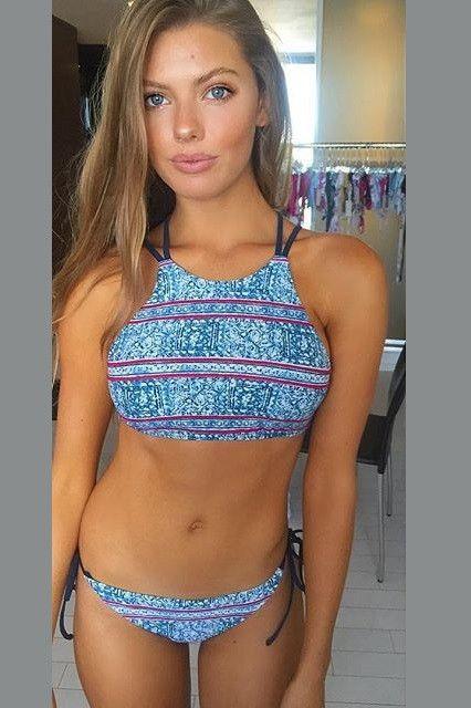 cb46dd7328 2016 Franke s Batik Marley Top Bikini Luxe
