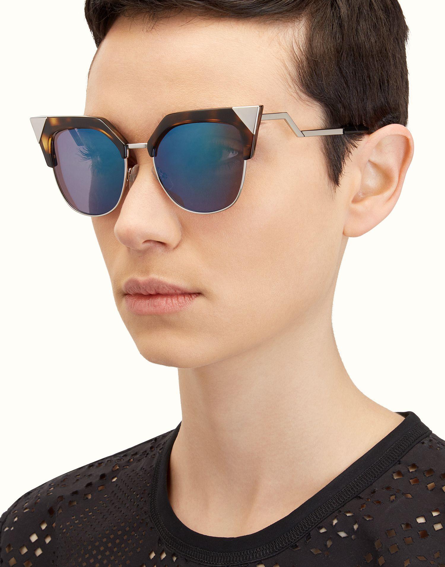 7022cabe811 Fendi Iridia Sunglasses