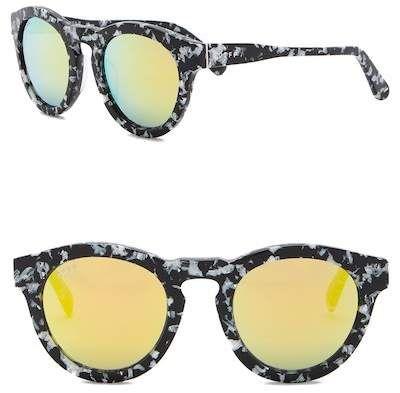 0d198772f2f DIFF Dime Round Keyhole Bride Acetate Sunglasses affiliatelink ...