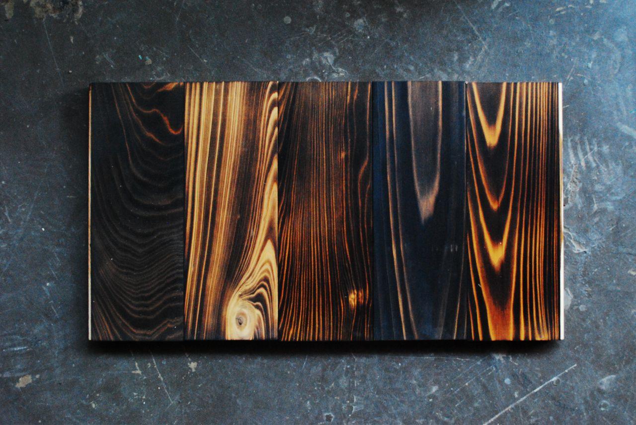 Anese Wood Burning Siding