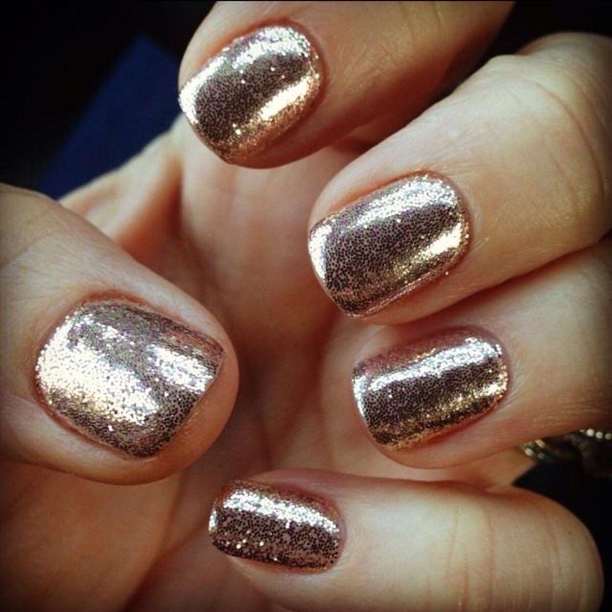 11 Cool Copper Nail Designs Copper Nails Designs Nails Copper Nails