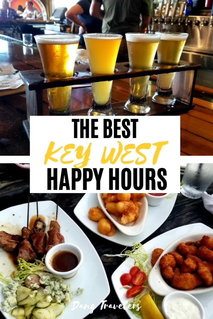 A Guide To The Best Key West Happy Hour Deals Dang Travelers Key West Happy Hour Deals Key West Vacations