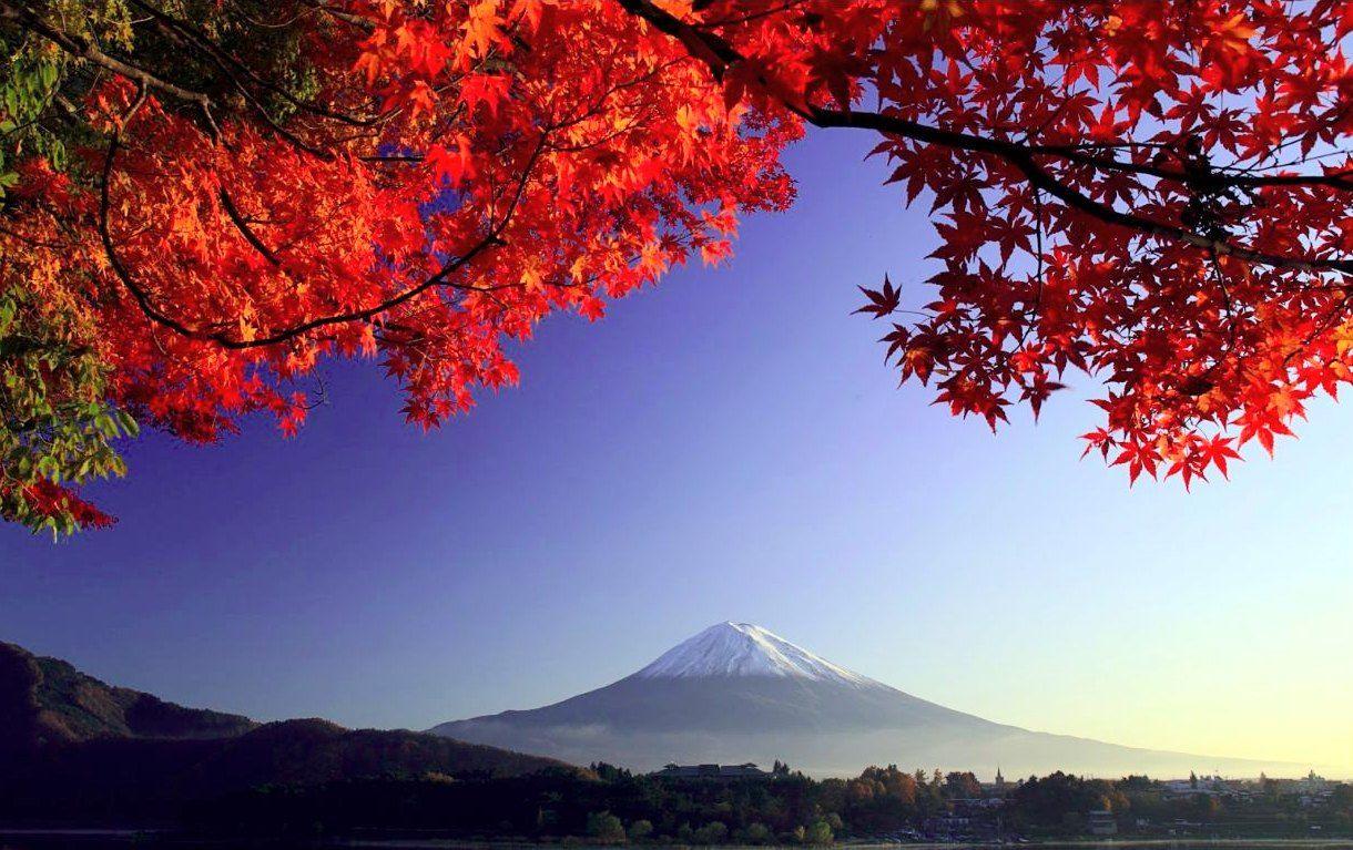 Gambar Wallpaper Pemandangan Jepang Kumpulan Wallpaper