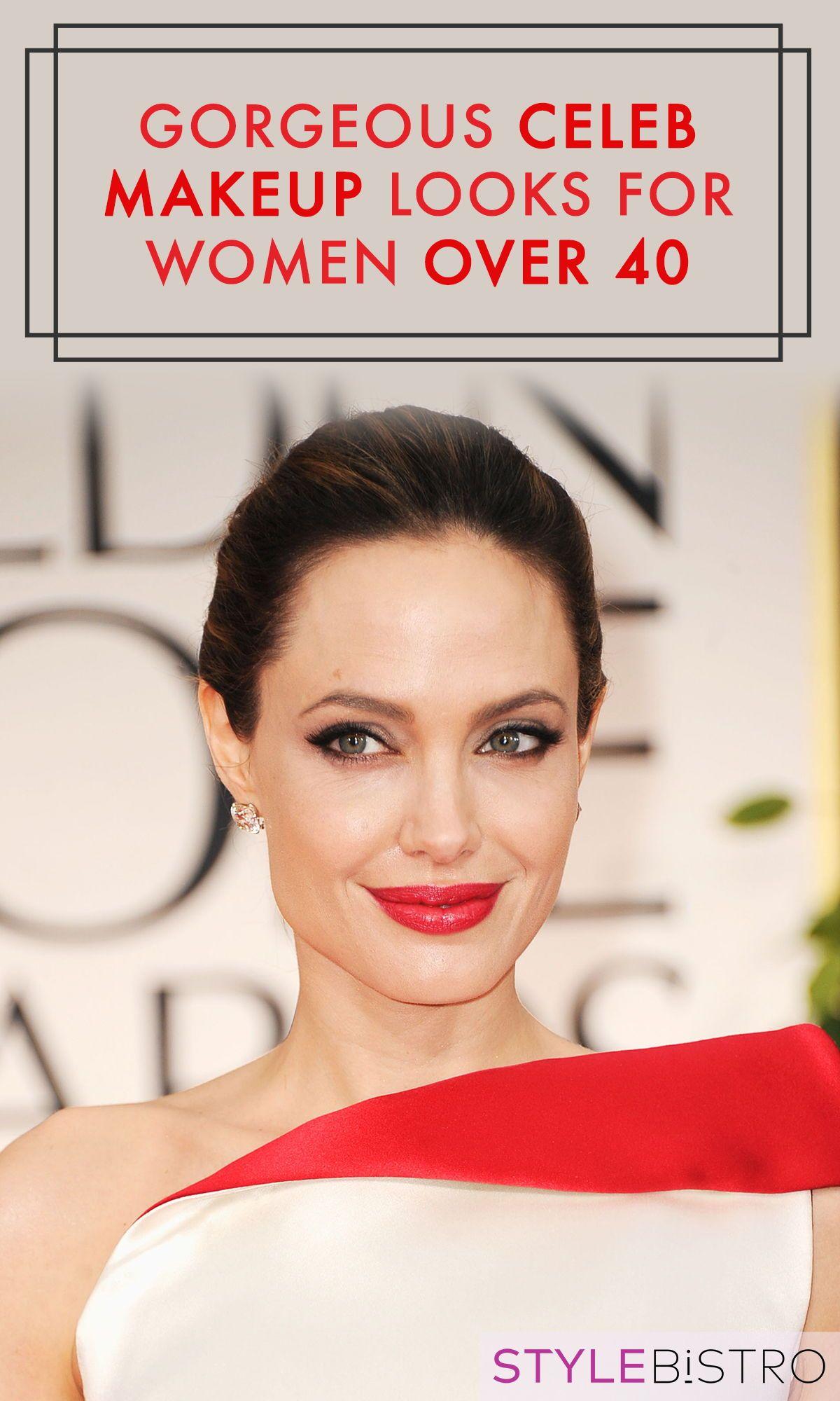 The Best Makeup Looks For Women Over 40 Makeup looks