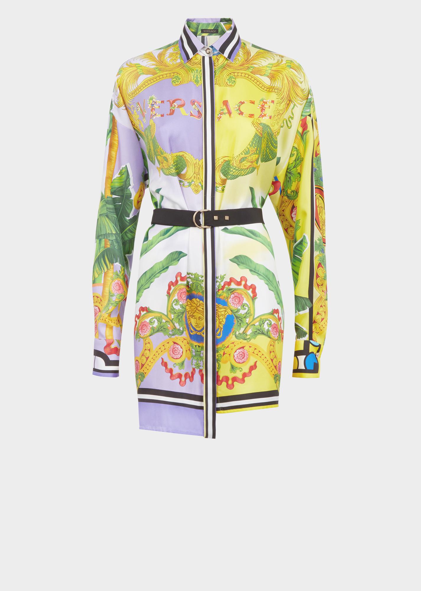 4d2cbde819 Beverly Palm Silk Shirt Dress for Women | Online Store EU in 2019 ...