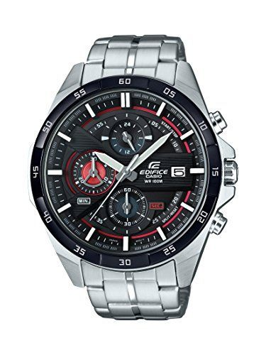 f34e0d9cae16 Casio-Edifice-Mens-Analogue-Quartz-Watch-with-Stainless-Steel-Bracelet--EFR -556DB