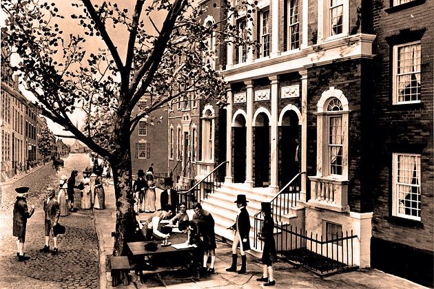 Image result for the birth of the nyse in 1792