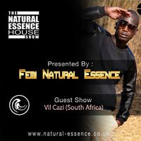 The Natural Essence House Show EP# 135 - Vil Cazi by Natural Essence Media™ on SoundCloud