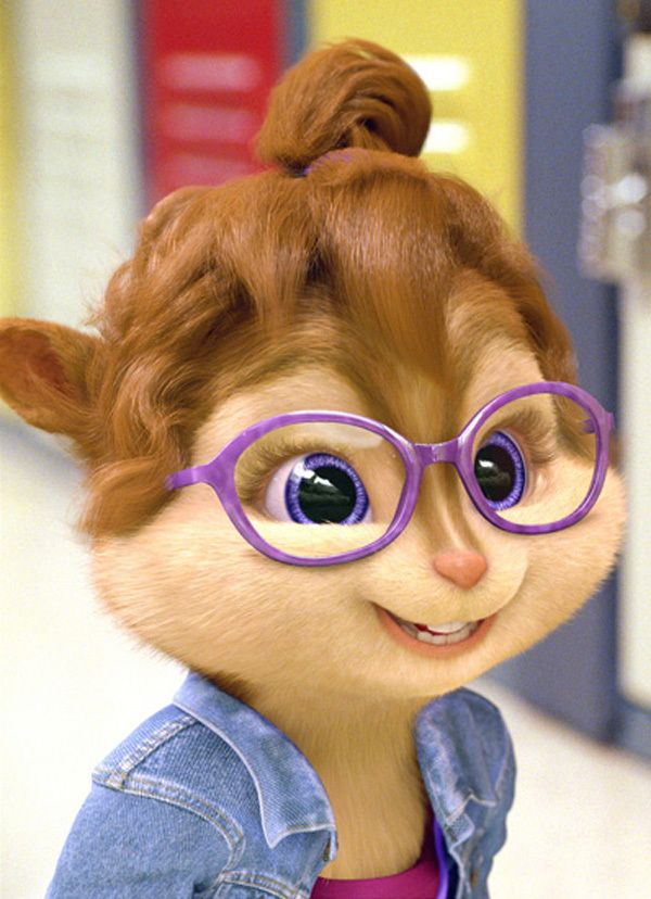 Jeannette The Female Counterpart To Simon With Images Alvin