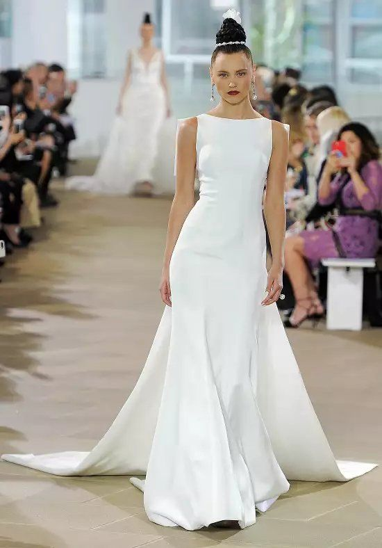 Ines Di Santo Promise Sheath Wedding Dress | Gorgeous gowns ...