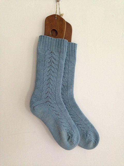 Barn Swallow Socks Pattern By Little Church Knits Barn Swallow