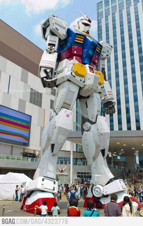 89cefe1153ca1 Gundam in Japan