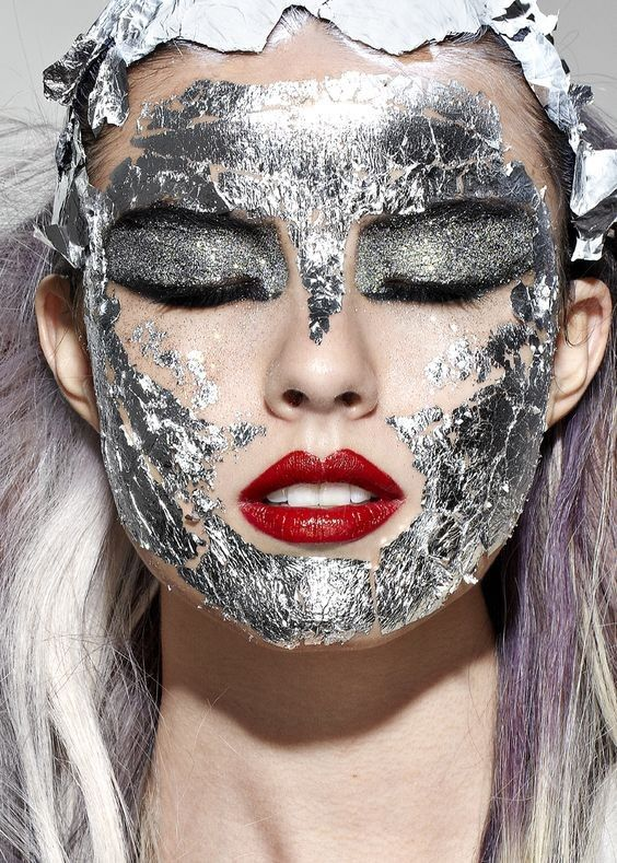 Cover Scab With Makeup: Pin By Jeanne Cho On Bold & Bright