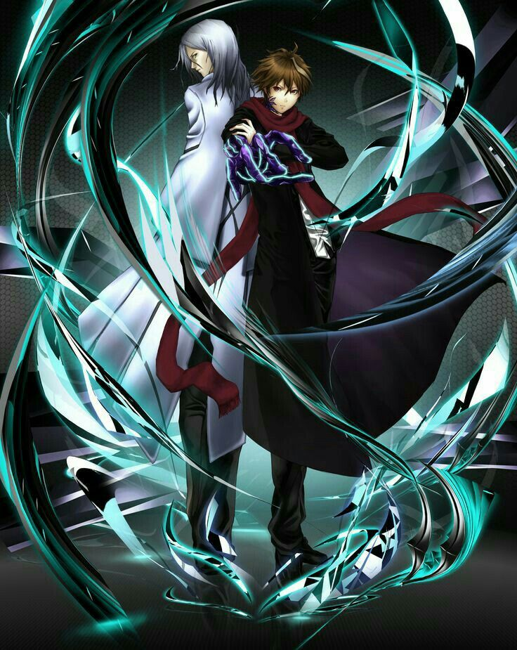 Pin by JOE on guilty crown (With images) Guilty crown