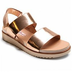 2 Lips Too Too Step Women's Banded Platform Sandals