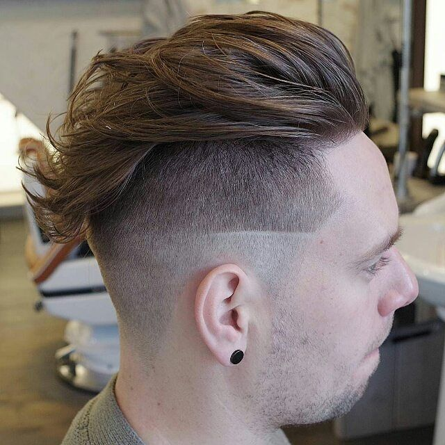 Awesome Amazing Undercut Hairstyles For Men Unique Special - Undercut hairstyle set