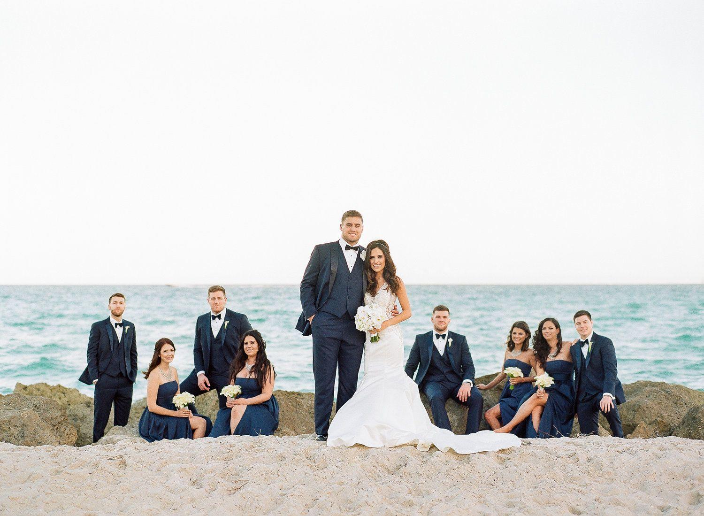 Derek and Gabriella Watt NFL wedding Palms Hotel J