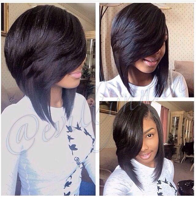 Remarkable Slayed That Bob Community Blackhairinformation Com Hairstyle Inspiration Daily Dogsangcom