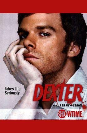 Dexter Take Life Seriously Dexter Seasons Tv Shows Dexter