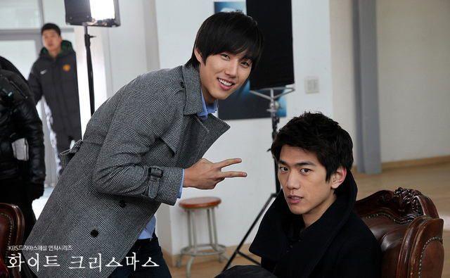 White Christmas (Baek Sung Hyun & Sung Joon) | JDorama/KSeries ...