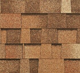 Reddish Brown Asphalt Roof Shingles Roofing Supplies Roof Replacement Cost