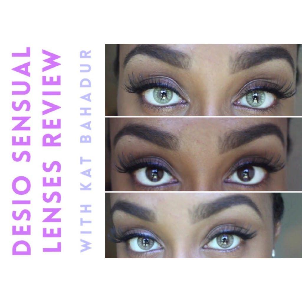 Desio Contact Lenses Review   Caramel Brown   Desert Dream Lentilles De  Contact Couleur, Couleur 93eeceb24cfb