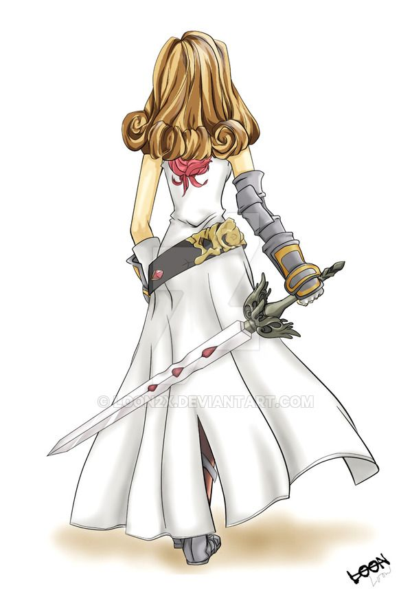 FF9: Save thy Queen by loon2x