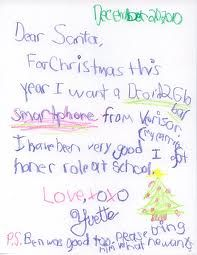 Funny Letters To Santa  Santa And Funny Letters