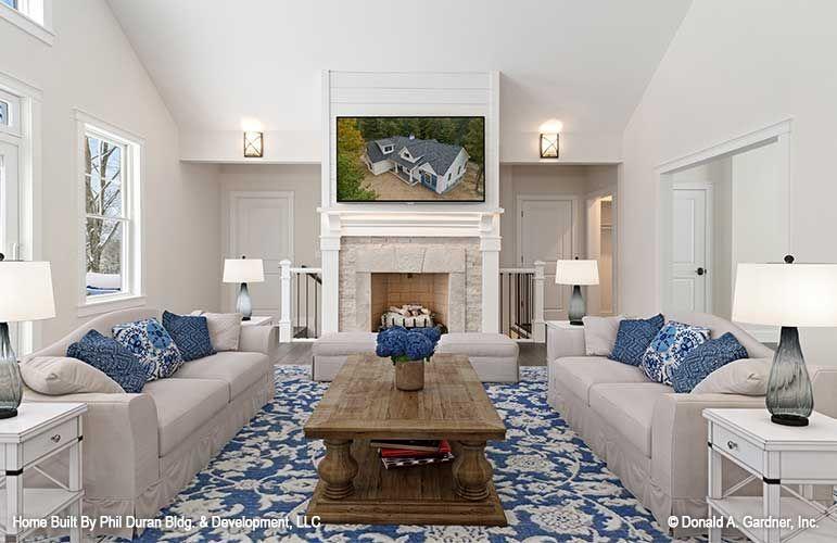 The Cloverbrook House Plan 5023