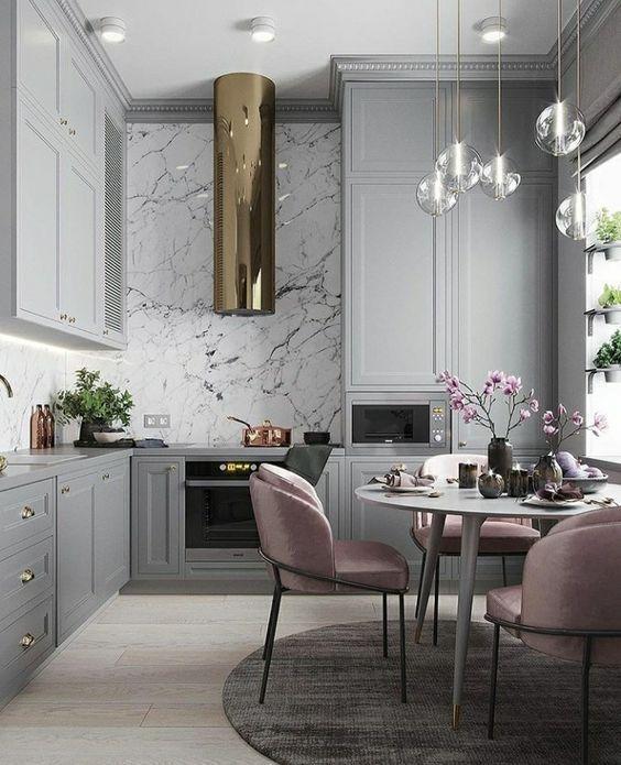 Colores Para Piso De La Cocina Colores Para Cocinas Pequenas Gama - Colores-para-pintar-una-cocina