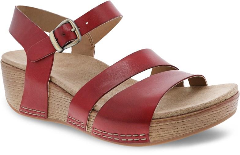 Dansko Lindsay Sandals Women S Ankle Strap Sandals