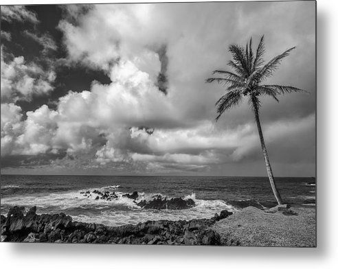 This photograph was captured on the beautiful shores of maui in the hawain islands jon glaserphotography for saleblack white