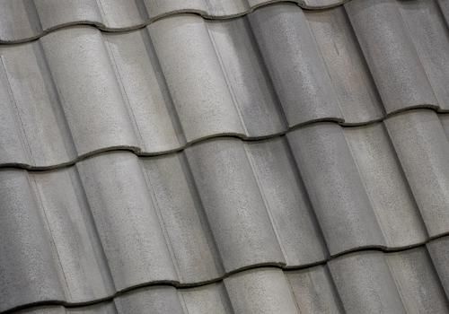 Affordable roofing tiles spanish roof tile colors tile for Spanish clay tile roof