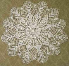 Crochet doilies, crochet patterns, free, dolies, hat, crocheting, crochet charts and motifs - www.free-crochet-patterns.rucniprace.cz
