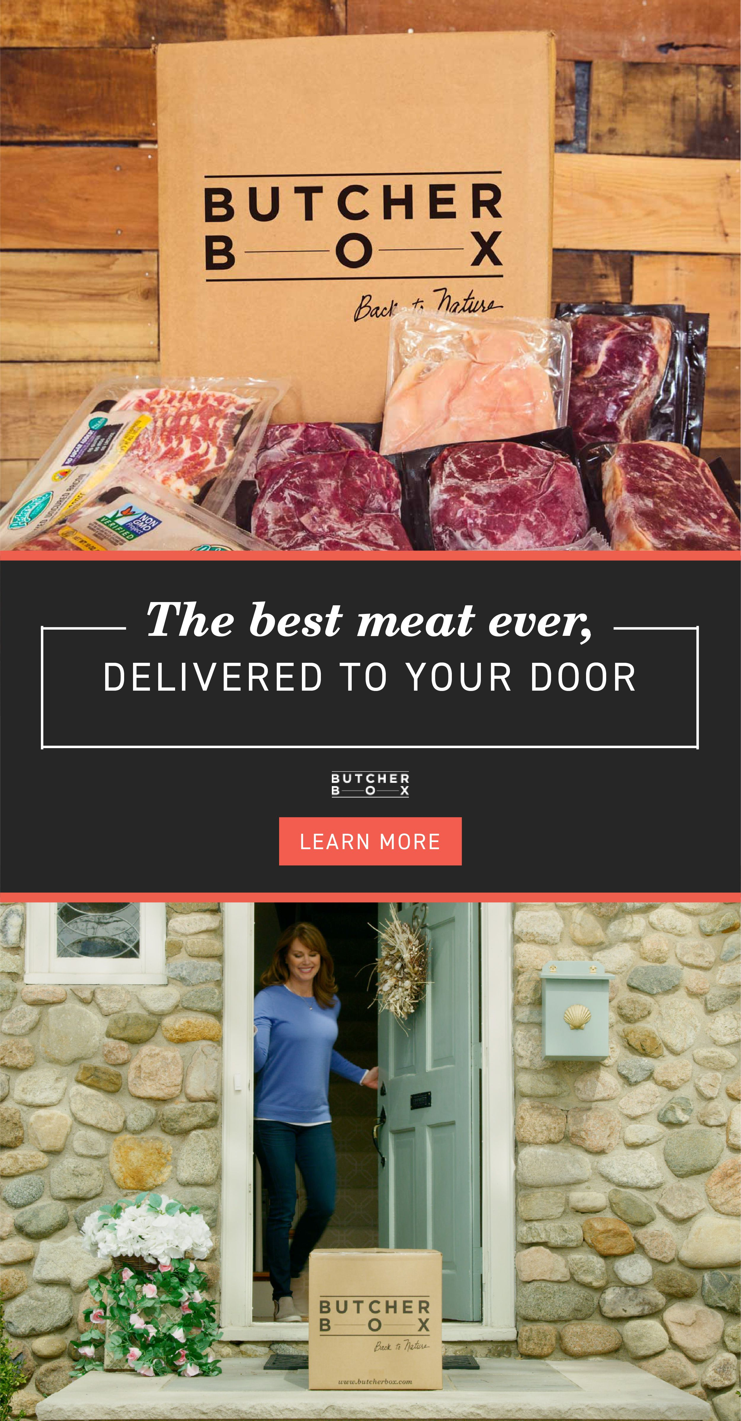 Why Butcherbox? in 2020 | Healthy meats, Grass fed meat ...