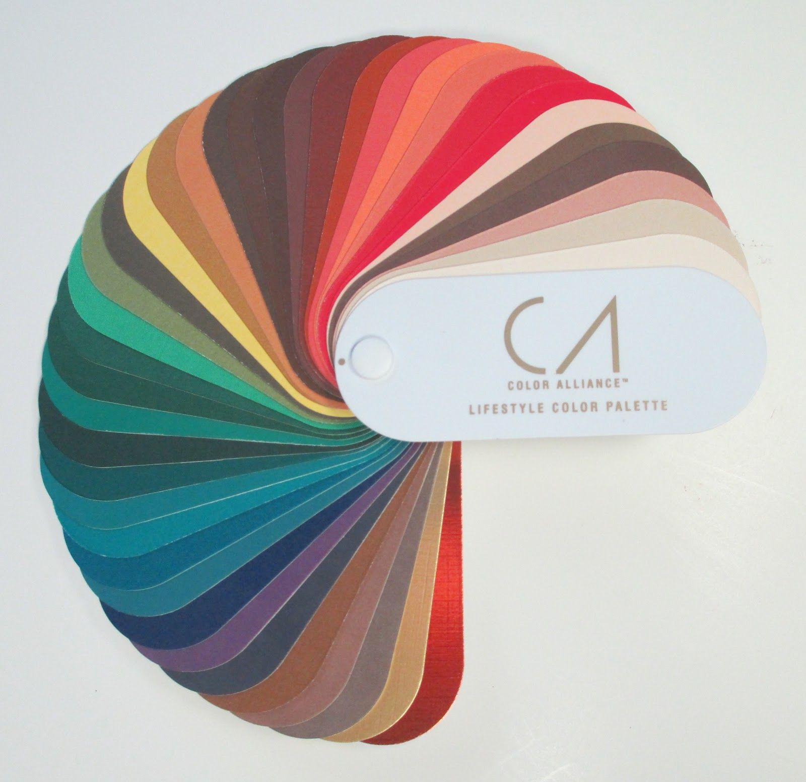 Summer Colours Colour Schemes True Rich Autumn Palette