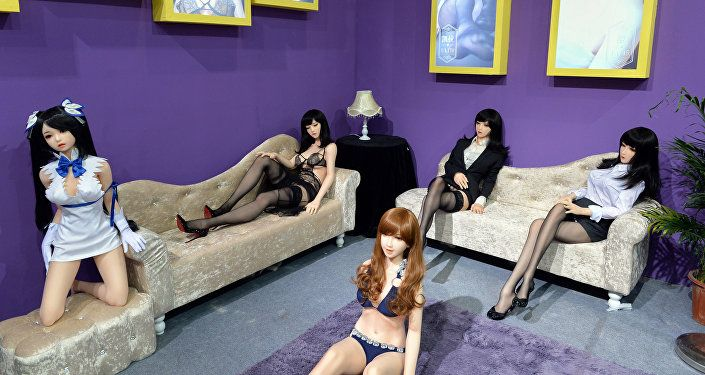 Tokyo real sex dolls