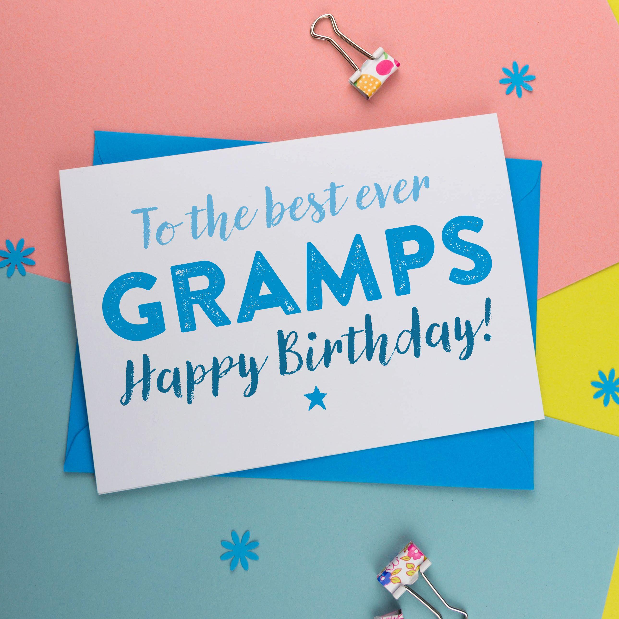 Personalised Birthday Card Dad Granddad Boyfriend Husband Fiance Friend Fiance 3D HANDMADE