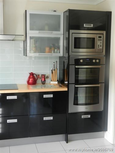 Double Oven Housing With Microwave   Google Search
