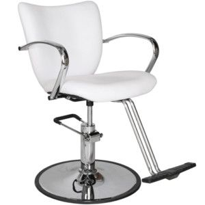 Salon Hair Equipment Hydrualic Styling Chair Sc 81w Ebay Style And Nail