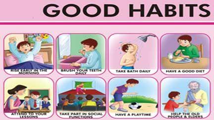 Good Online Habits