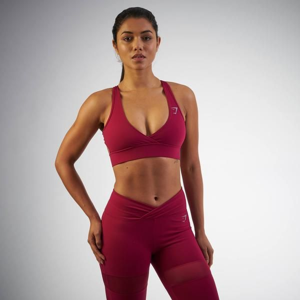 3b1aaa32270c5  Limited Stock Only The most flattering Sports Bra you could possibly own.  With a low-cut front